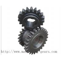 Wholesale Standard Industrial Duplex Chain Sprocket Wheels For Double Roller Chain from china suppliers