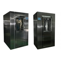 Wholesale Two Sides Blowing 30 m/s Air Shower Clean Room For Medicine from china suppliers