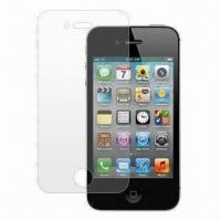 Wholesale Anti-glare Screen Protector, Suitable for iPhone 4S, Dust-resistant, Quick and Easy to Install from china suppliers