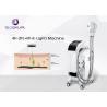 New Style E Light IPL RF ND YAG Laser Multifunction Machine 2500W Output for sale
