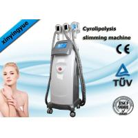 Wholesale Fast Body Shaping Cryolipolysis Slimming Machine , Slimming Beauty Equipment from china suppliers