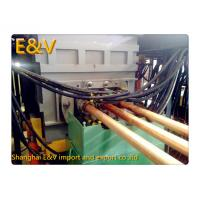 Best Ф350×10 Red Copper Strip Horizontal Continuous Casting Machine Line Two Strands wholesale