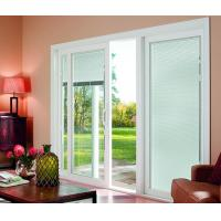 China Internal Blinds Inside Glass Sound / Heat Insulating Energy Saving on sale