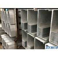 China Extruding Magnesium profile AZ31 AZ61 Magnesium extrusions AZ80 ZK60 profile for textile machinery on sale