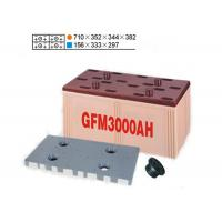 DIN Standard Plastic Injection Battery Mould For Battery Case Components 710*352*344*38mm