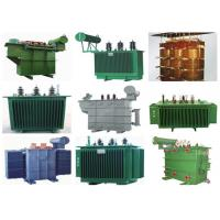 Wholesale Outdoor 5 MVA Three Phase Oil Power Distribution Transformer High Voltage 20 KV from china suppliers