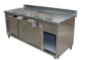Wholesale Stainless Steel Clean Room Bench Workbench Anti Static Worktable from china suppliers