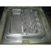 Eco Friendly Packaging 10 Cell Egg Carton Mold High Precision With Bronze Material