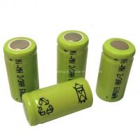 Wholesale AA2/3 600mAh Rechargeable Battery from china suppliers