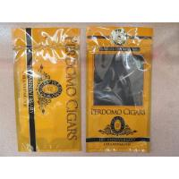 Wholesale Wholesale Plastic Ziplock Humidity Fresh Keeping Cigar Wrapping Bags from china suppliers