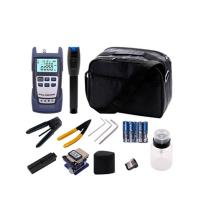 Wholesale FTTH Fiber Optic Tools Kit With Optical Power Meter And Visual Fault Locator from china suppliers