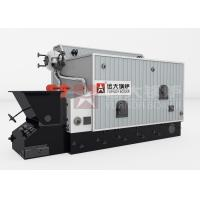 Wholesale Central Heating Wood Fired Steam Boiler Double Drum Biomass Hot Water Boiler from china suppliers