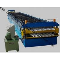 Buy cheap Roof Tile Forming Machine Color Coated Double Layer Roll Forming Machinery , Metal Sheet Forming Tools from wholesalers