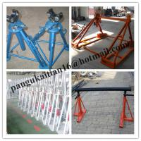 Wholesale Cable Jack,Cable Drum Jack,Cable Jack,Hydraulic Cable Jack Set from china suppliers