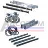 Buy cheap Flat circle blade for cutting PCB/slitting machine blade/slitting machine round from wholesalers