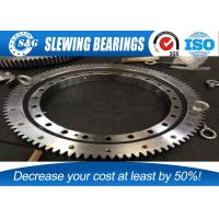 High Speed Slew Ring Gears For Concrete Pump Truck 472*616*56mm