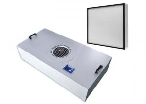 Wholesale Clean Room Ceiling HEPA Filter Fan Unit 99.99% High Efficiency 0.3 Micro from china suppliers