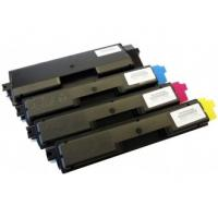 Wholesale Cyan Color TK590 Kyocera Toner Cartridge For Kyocera FS-C2026 / C2126 from china suppliers