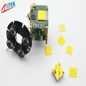 Buy cheap 2.0W /mK thermal  gap filler pad 3mmT Ziitek TIF4120 for Heat Sinking Housing at LED-lit BLU in LCD from wholesalers
