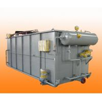 Wholesale 5-100m3 / H Dissolved Air Flotation Unit Equipment In Sewage Pretreatment from china suppliers
