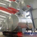 China Generator Set Waste Heat Boiler HFO Generator Set / Exhaust Gas Boiler Oil Fired for sale