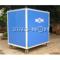 Fully Enclosed Transformer Oil Filtration Machine Dustproof / Rainproof 1800  - 18000 Liters / Hour for sale
