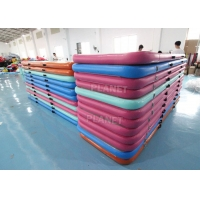 Wholesale 10ft Drop Stitch Material Inflatable Gymnastics Air Tumbling Track from china suppliers