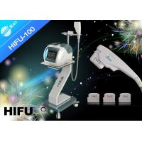 Protable HIFU Machine KES Face Massage Wrinkle Removal Equipment for sale