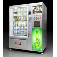 China Snack/Cold Soft Drink & Coffee Vending Machine LV-X01 on sale
