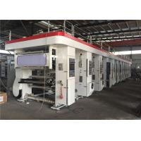 Wholesale ASY 10 Colors Gravure Automatic Printing Machine Φ600mm Max Unwind / Rewind Dia from china suppliers