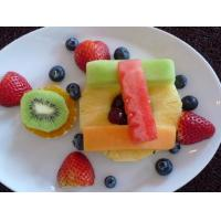 Wholesale glass fruit plate L851 from china suppliers