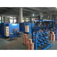 Wholesale Tension Control Twist Bare Copper Wire Bunching Machine/Equipment from china suppliers