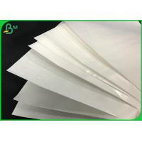 China LDPE Coating One Sided 40g 60g 100g Bleached Tissue Paper For Food Packaging for sale