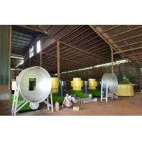 Best straw bales pellet line, complete pellet production line project with 1T/H~5T/H capacity wholesale