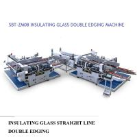 Wholesale Insulating Glass Straight Line Glass Double Edger Machine High Performance,Straight Line Glass Double Edger Machine from china suppliers