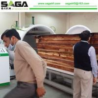 China High Frequency Wave Timber Dryer Machine For Big Square Beams Drying From SAGA on sale