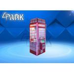 China British Style Gift Machine simulator toy claw crane game machines for children for sale