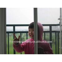 China Mosquito net for window/retractable fly screen/roller insect screen on sale