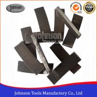Wholesale Segmented Bond Tool 500mm Saw Blade Diamond Cutting Sandstone Segment For Stone from china suppliers