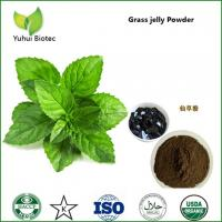 Wholesale dried grass jelly,grass jelly extract,mesona chinensis extract powder from china suppliers