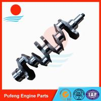 Wholesale Nissan forklift engine parts SD25 crankshaft 12200-L2000 from china suppliers