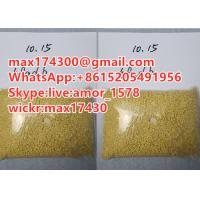 China super strong effect 4FADB research chemical cannabinoid white and yellow color on sale
