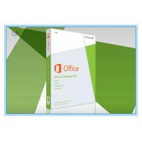 China 32 / 64-Bit Microsoft Windows Software MS Office 2013 Oem Product Key For Home And Student for sale