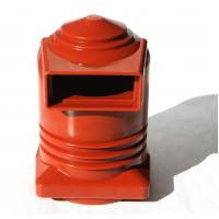 Wholesale Switchgear Spout Epoxy Resin Cast Bushing Insulation Contact Box 10kV 2500A from china suppliers