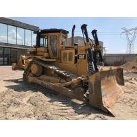 Crawler Type Used Cat Bulldozer D7H With Very Strong Engine 520mm Shoe Size for sale