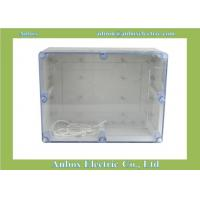 Wholesale Large Plastic Ip66 320*240*140mm Clear Lid Enclosures from china suppliers