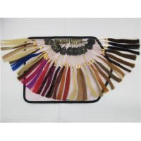 Human hair 100% hair extensions OEM/ODM hair available colors custom made color