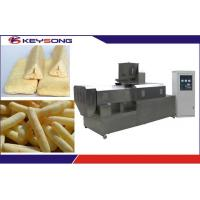 Wholesale Corn Extruder Machine / Food Extrusion Equipment Auto - Temperature Controlling System from china suppliers