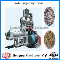Buy cheap At factory price direct supply floating fish feed pellet extruding machine from wholesalers