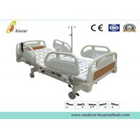 China Emergency ICU Medical Hospital Electric Beds , Linak Electric Bed With CPR Control (ALS-ES010) on sale